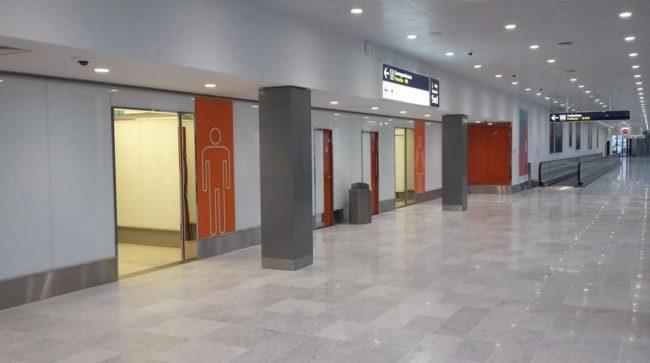 Agencement Aéroport de Paris
